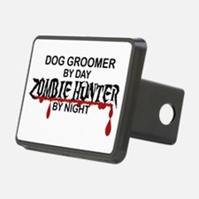 Zombie Hunter - Dog Groomer Hitch Cover