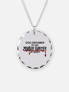Zombie Hunter - Dog Groomer Necklace