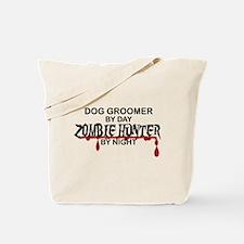 Zombie Hunter - Dog Groomer Tote Bag