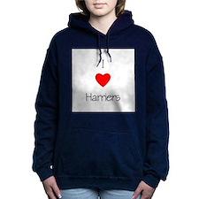loveharriers.png Hooded Sweatshirt