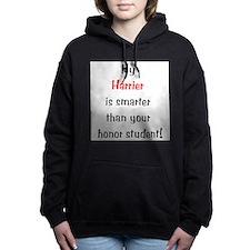 smarterharrier10.png Hooded Sweatshirt
