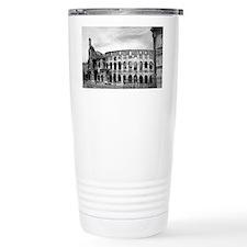 Roman Colosseum Italian Travel Mug