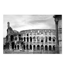 Roman Colosseum Italian S Postcards (Package of 8)