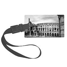 Roman Colosseum Italian Souvenir Luggage Tag