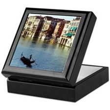 Venice Souvenir Gondola Ride on Grand Keepsake Box