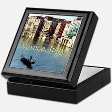 Venice Italy Souvenir Gondola Ride Ph Keepsake Box