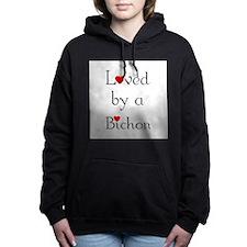 lovedbichon.png Hooded Sweatshirt