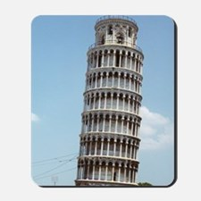 Leaning Tower of Pisa Italy Souvenir Mousepad