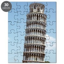 Leaning Tower of Pisa Italy Souvenir Puzzle