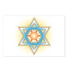 Colorful Star Postcards (Package of 8)