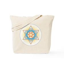 Colorful Star Tote Bag