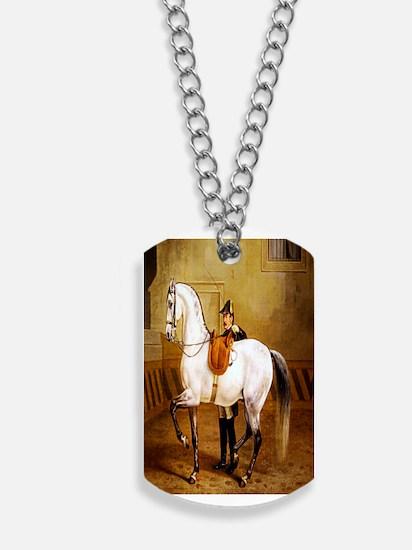 Andalusian Horse Dog Tags