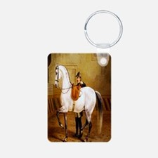 Andalusian Horse Keychains