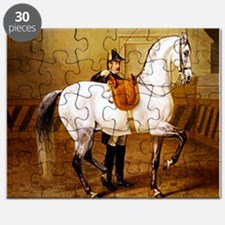 Andalusian Horse Puzzle
