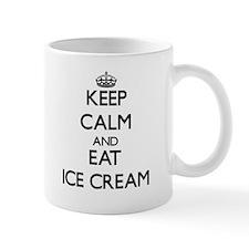 Keep calm and eat Ice Cream Mugs