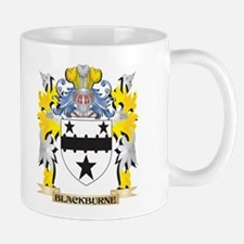 Blackburne Coat of Arms - Family Crest Mugs