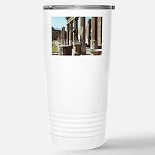 Apollo Statue Pompeii I Stainless Steel Travel Mug