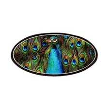 Peacock Watch! Patches