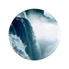 """Niagara Falls 3.5"""" Button"""