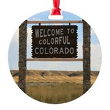 Colorado Ornaments