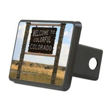 Welcome to Colorful Colora Hitch Cover