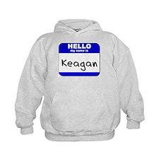 hello my name is keagan Hoodie