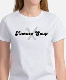 Tomato Soup (fork and knife) Tee