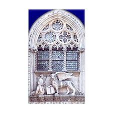 Piazza San Marco Venice Cathol Decal