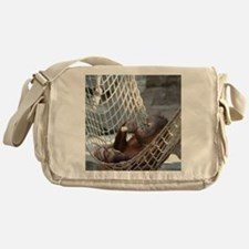 OrangUtan014 Messenger Bag