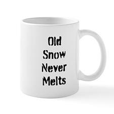 OldSnowNeverMelts Mugs