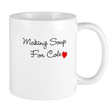 Making Soup For Cole - charmed tv Mugs