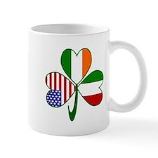 Shamrock of Italy Mugs