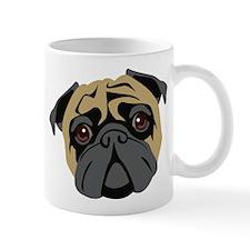 Cute Pug Mugs