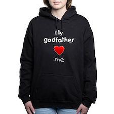 godfatherlovesme.png Hooded Sweatshirt