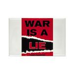 War Is A Lie Magnets
