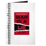 War Is A Lie Journal