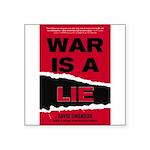 War Is A Lie Sticker