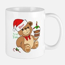 My 1st Christmas Mugs