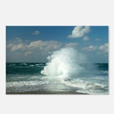 Surf at Great Point, Nantucket Postcards (Package