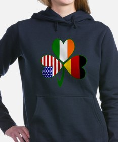 Shamrock of Germany Hooded Sweatshirt