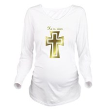 easter28.png Long Sleeve Maternity T-Shirt