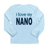 I love my nano Long Sleeve Tees