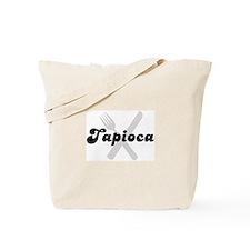 Tapioca (fork and knife) Tote Bag