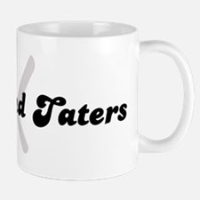 Meat And Taters (fork and kni Mug
