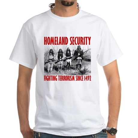 homelandsecurity_transparent2 T-Shirt