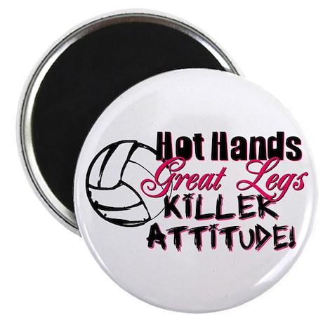 Hot Hands & Great Legs Magnet