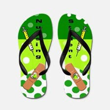 Nursing Student FF 3 Flip Flops