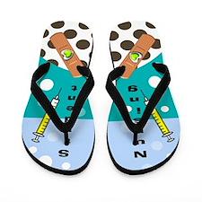 Nursing Student FF 2 Flip Flops