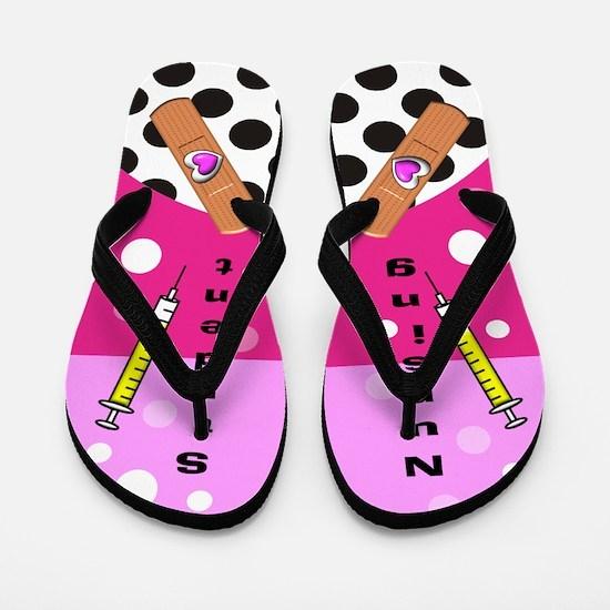 Nursing Student FF 1 Flip Flops