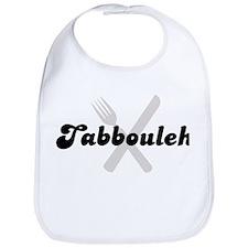 Tabbouleh (fork and knife) Bib